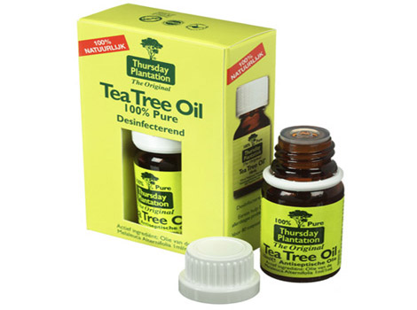 tea tree oil facial toner