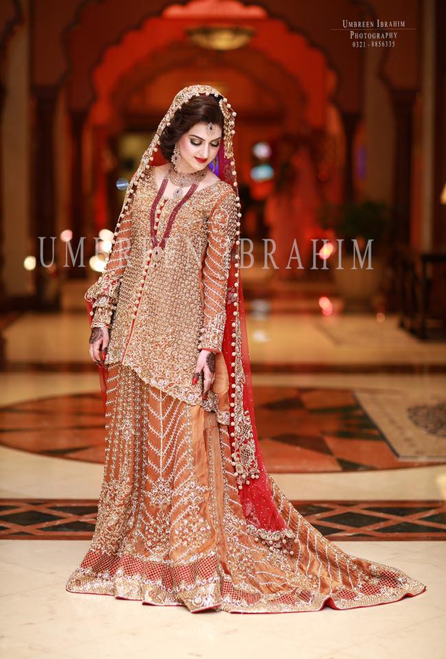 Longtail Wedding Bridal Lehenga Dress