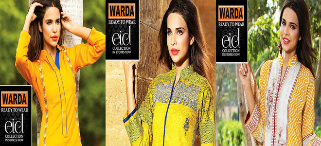 Warda Designer Ready To Wear Eid Dresses For Women 2019