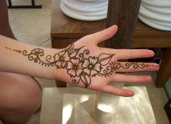 Amazing Henna art for begginers