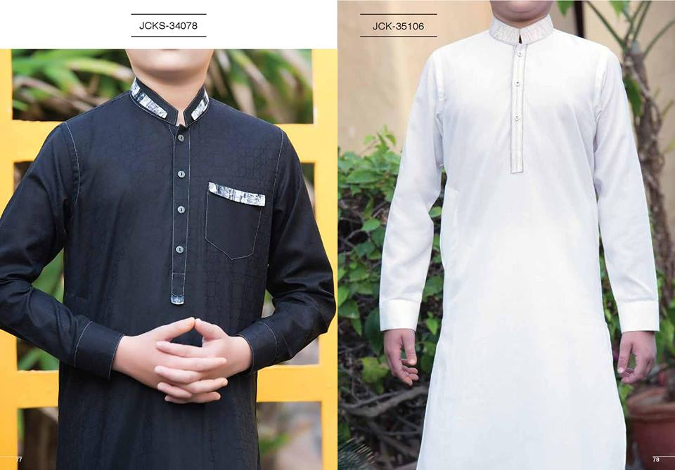 Black and white by Junaid jamshed