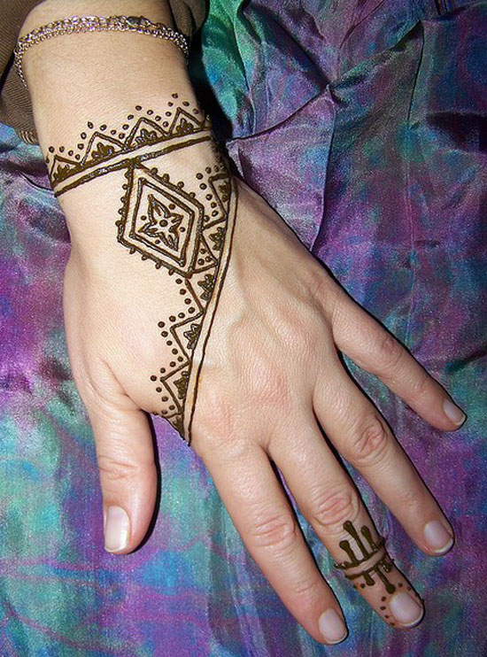 Easy Simple Henna Designs For Beginners Beststylo Com