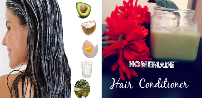DIY 5 Most Useful Homemade Conditioners For Dry Hair