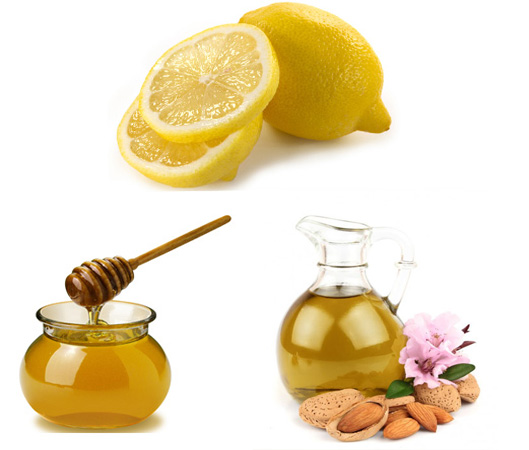 Honey, Lemon & Almond Oil Face Pack