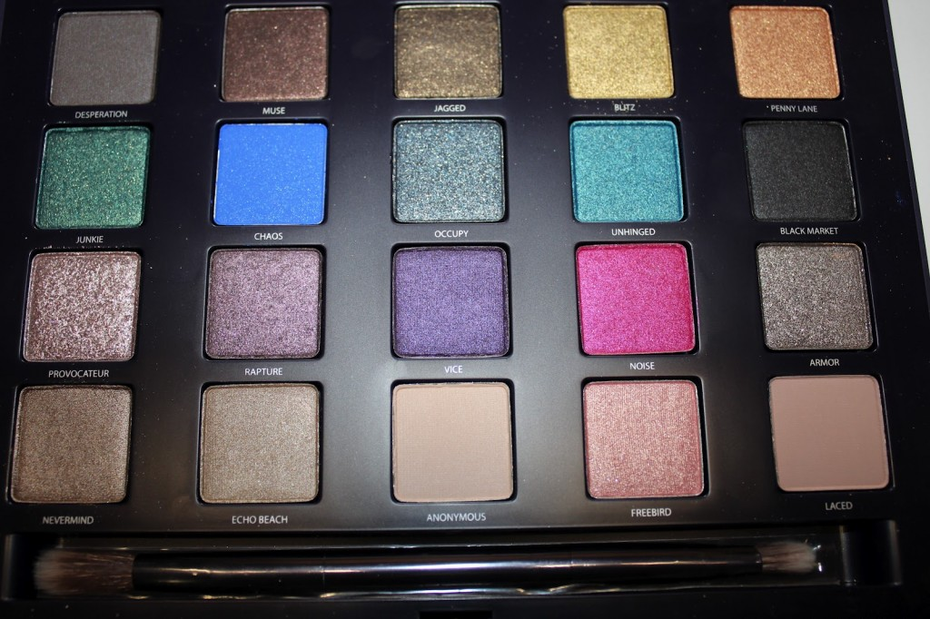 urban decay eye shadow kit