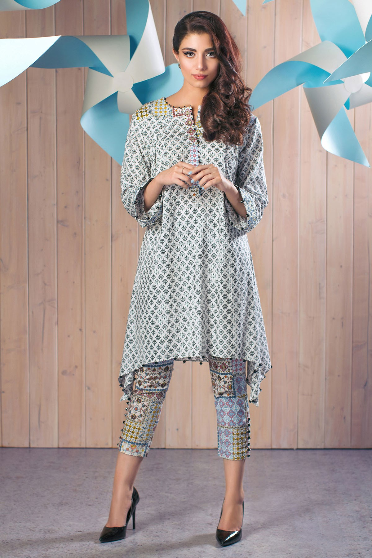 Alkaram 2 Piece Eid Collection for Ladies