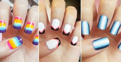 Nail Art Designs For Beginners At Home
