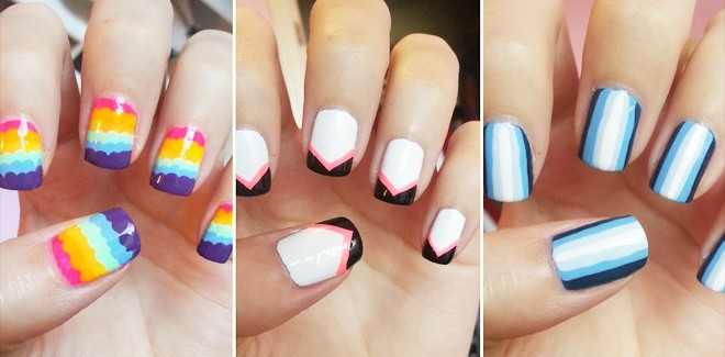 Easy Nail Art Designs For Beginners – Step By Step Tutorials