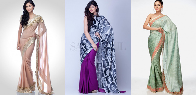 4908963014 Satya Paul Exclusive Saree Collection 2015 With Prices | BestStylo.com