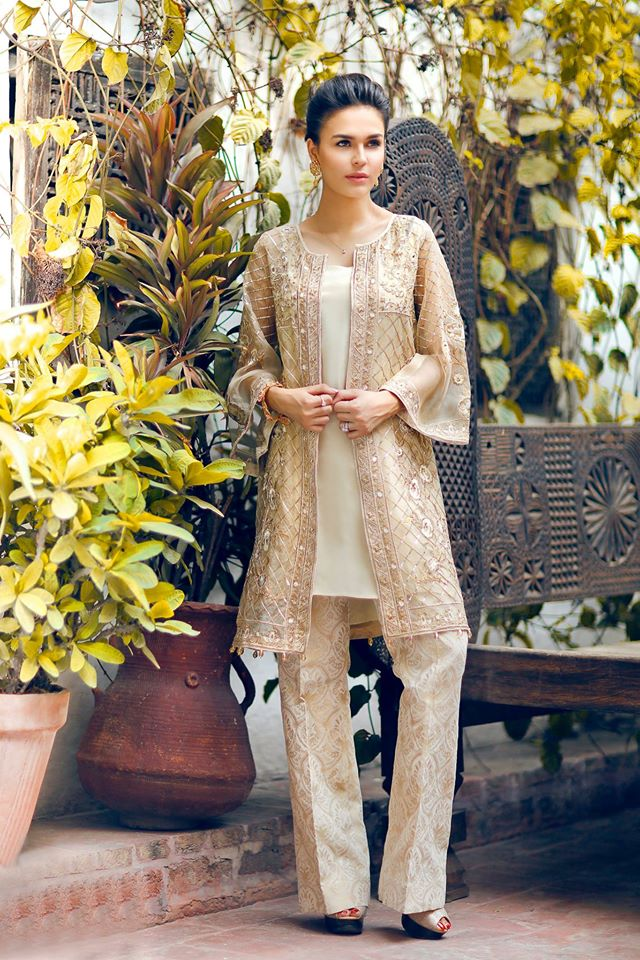 c6aa68e243e4 Pakistani Party and Wedding Wear Gown Dresses 2019