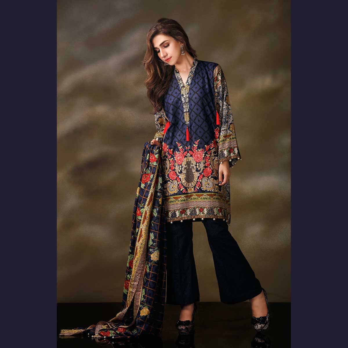 Buy Winter warda collection with prices picture trends