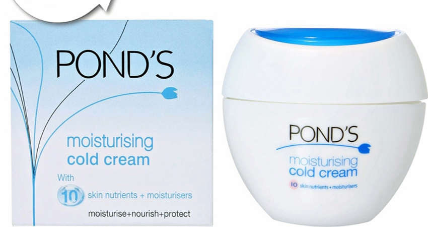 Ponds Moisturizing Cold Cream