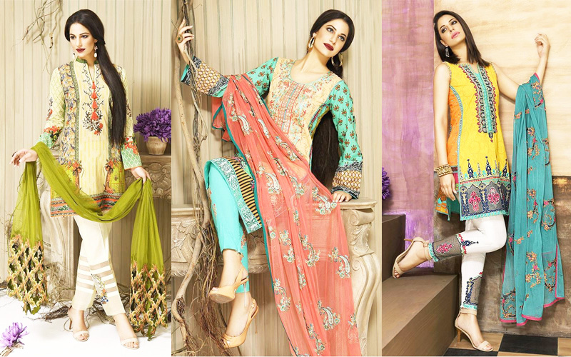 Asim Jofa Latest Fall Winter Collection For Women 2019