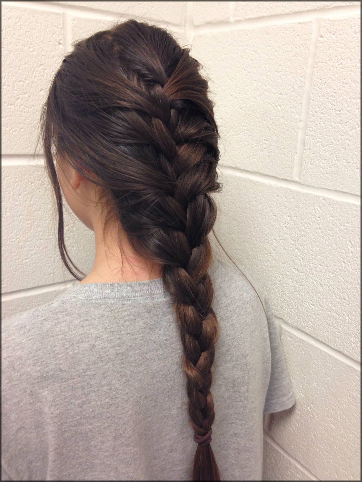 binded braid for women - fall winter beautifl hairstyles