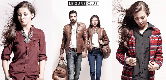 Leisure Club Casual Wear Winter Outfits For Men & Women 2018