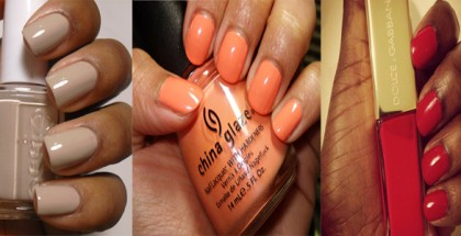 Nail Colors For Darker Skin Tones