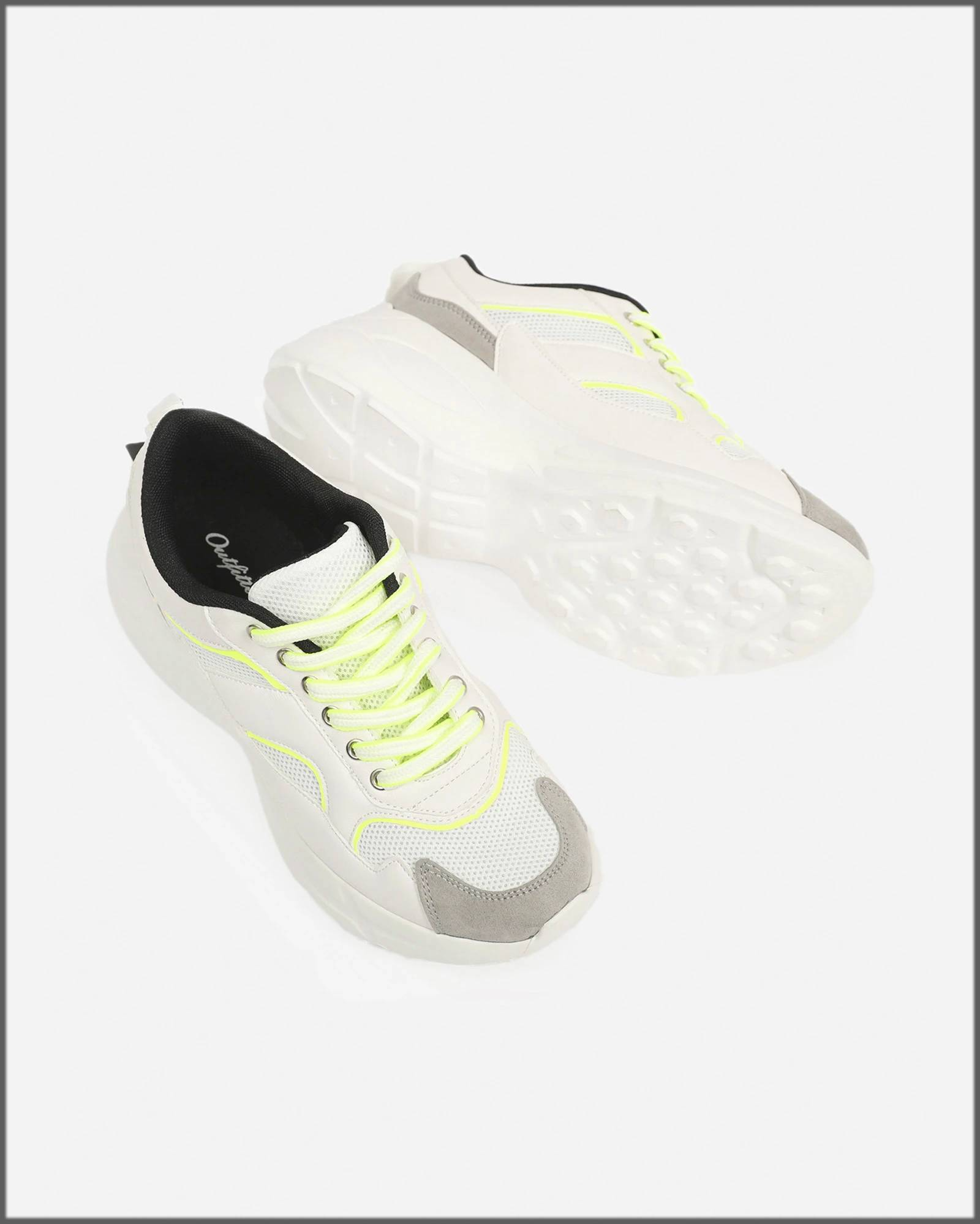 comfortable winter wear jogger shoes by outfitters