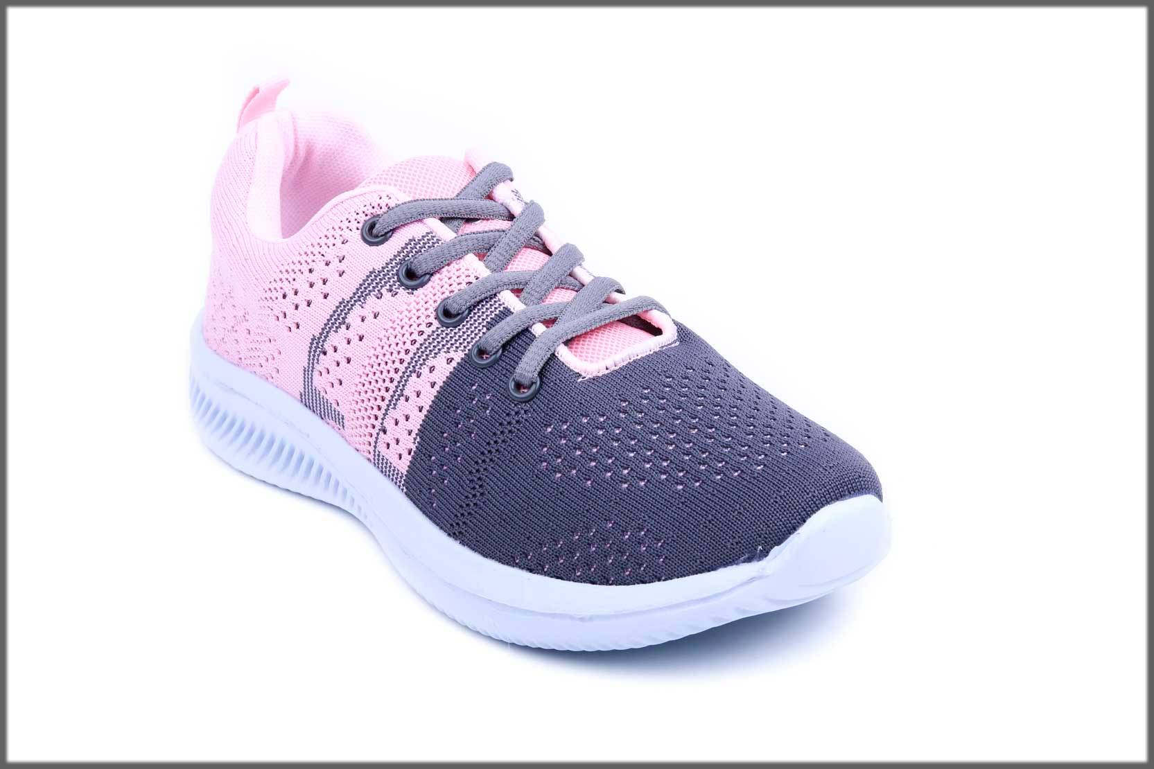 dual shaded winter wear innovative jogger shoes for women