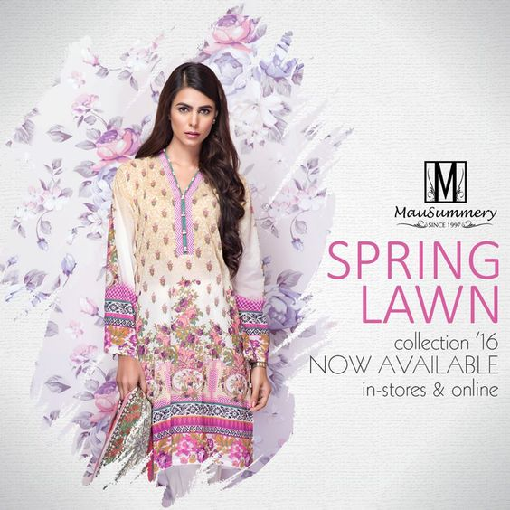 lawn collection for girls from mausummery