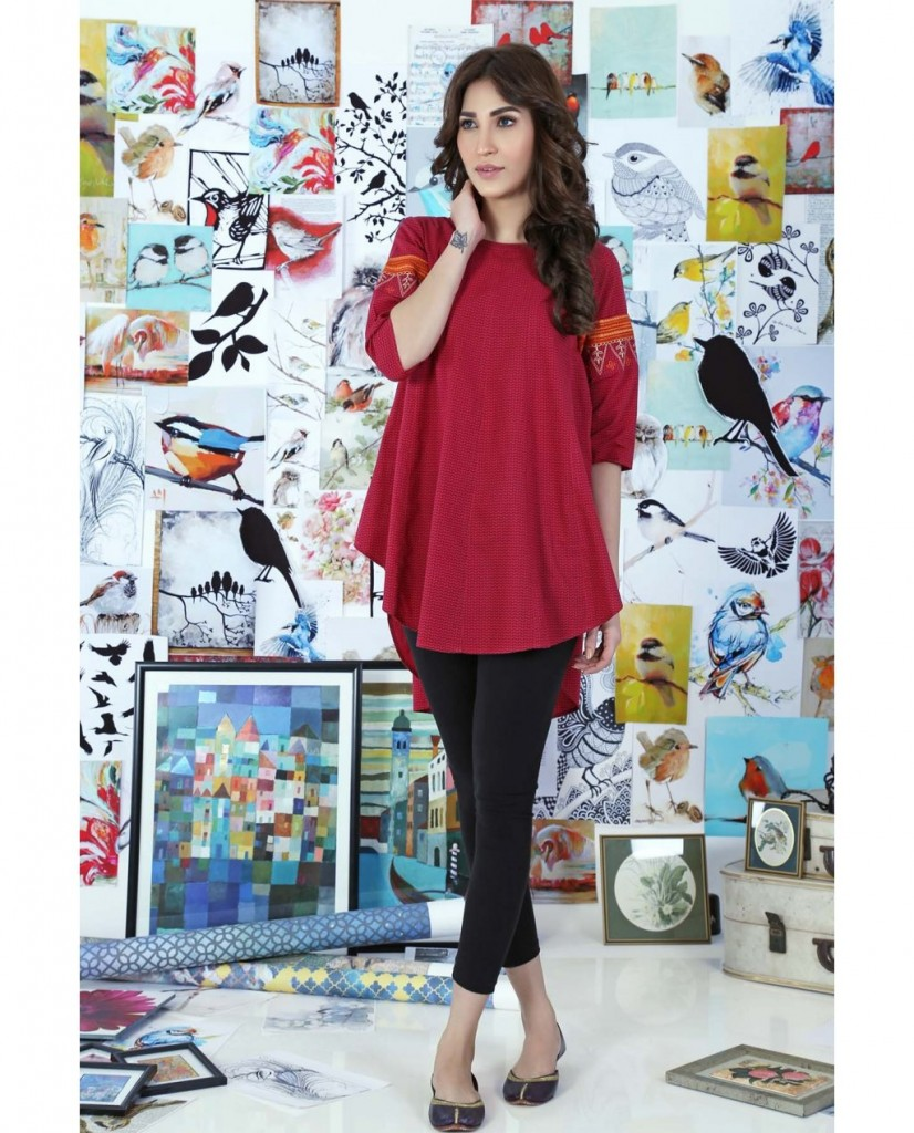 topsy turvy ego kurta new collection 2017 for summers