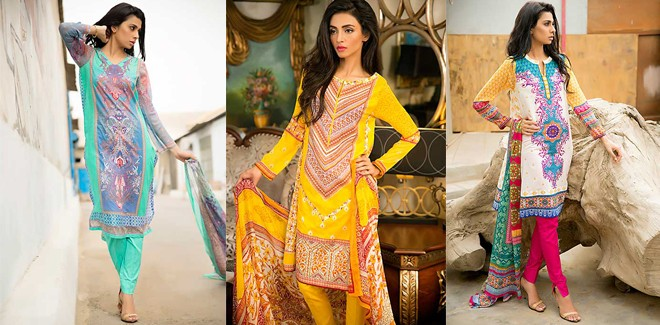 Ittehad Textiles Crystal Summer Lawn Collection 2015