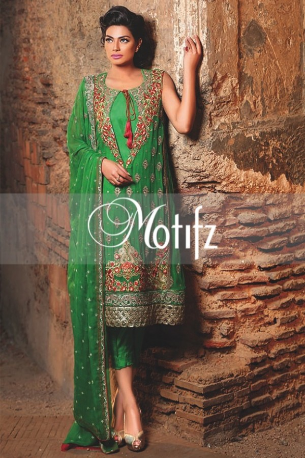 Motifz formal forest green suit