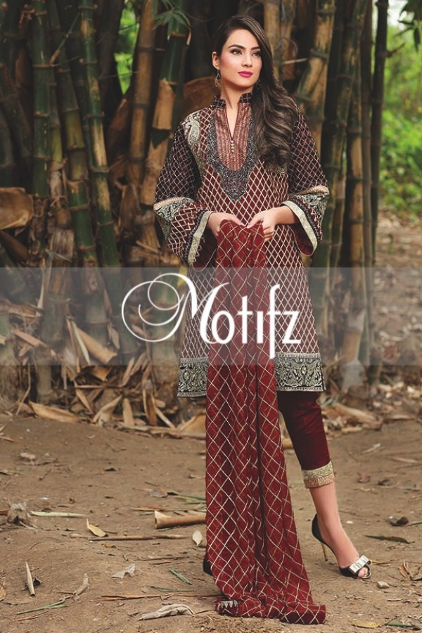 Motifz formal ruby red dress