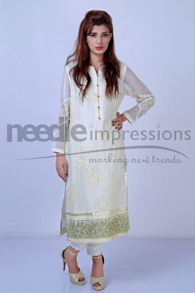 needle impressions offwhite formal wear dress