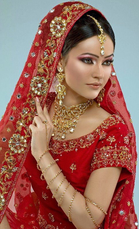 Best Makeup Ideas for the Indian Brides 25
