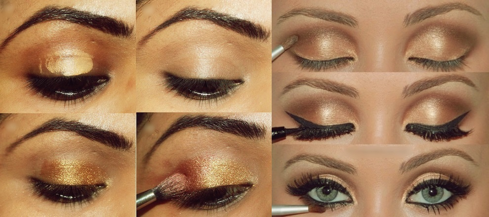 Indian Bridal Makeup Tutorial with Steps & Pictures 10