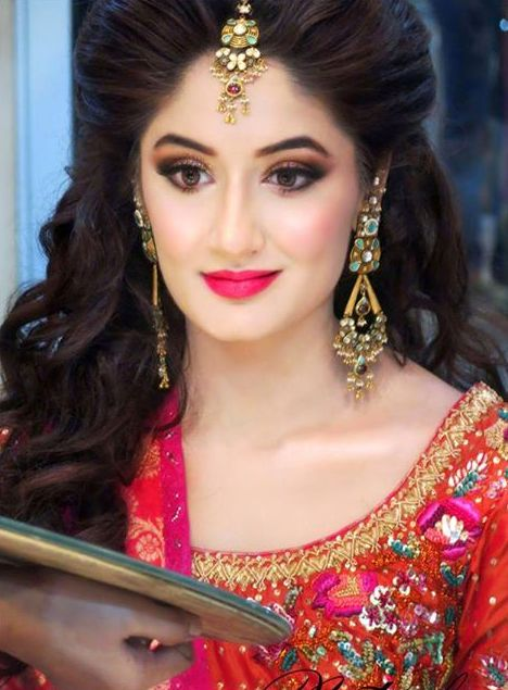 Pakistani Bridal Makeup Ideas 10