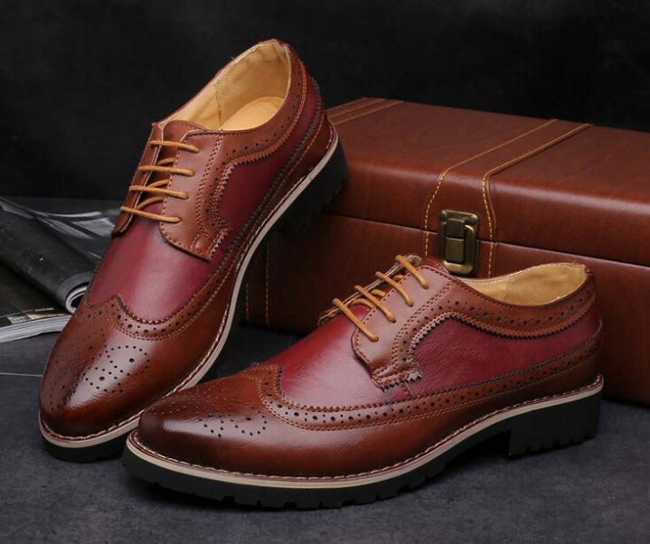 Wingtip Brogue 5