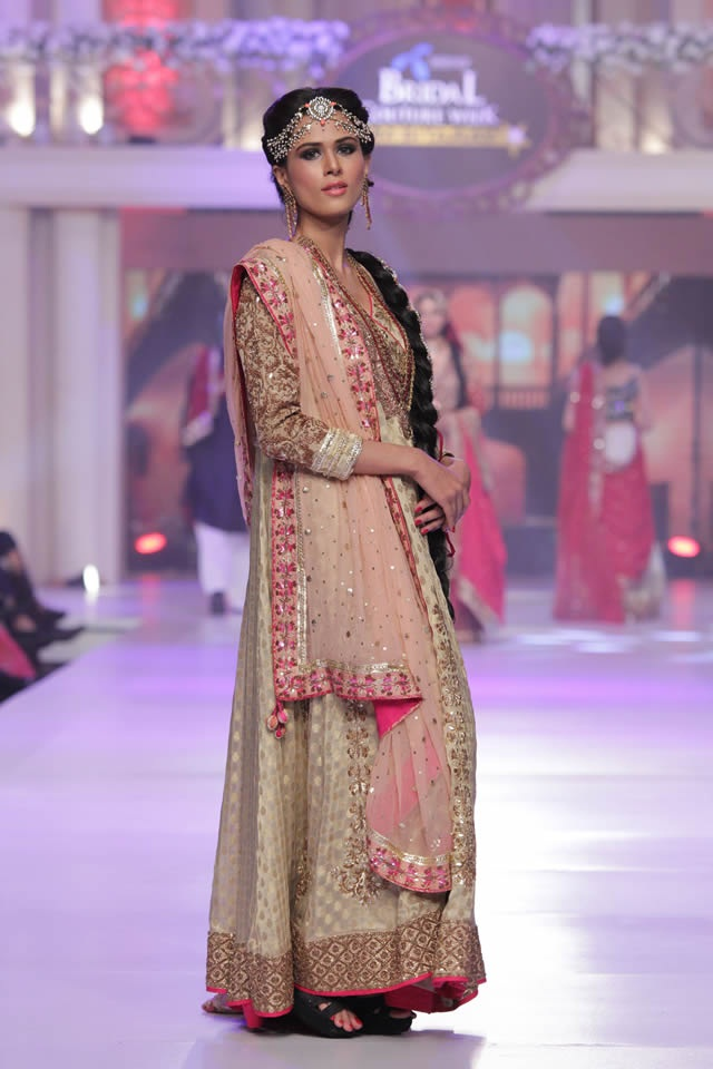 Telenor Bridal Couture Ayesha Ibrahim Collection 01