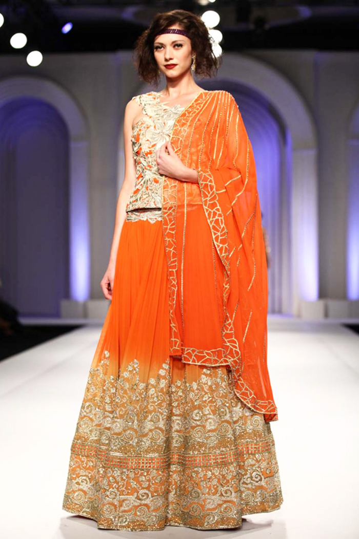 Ritu Kumar Wedding Bridal Dresses 03