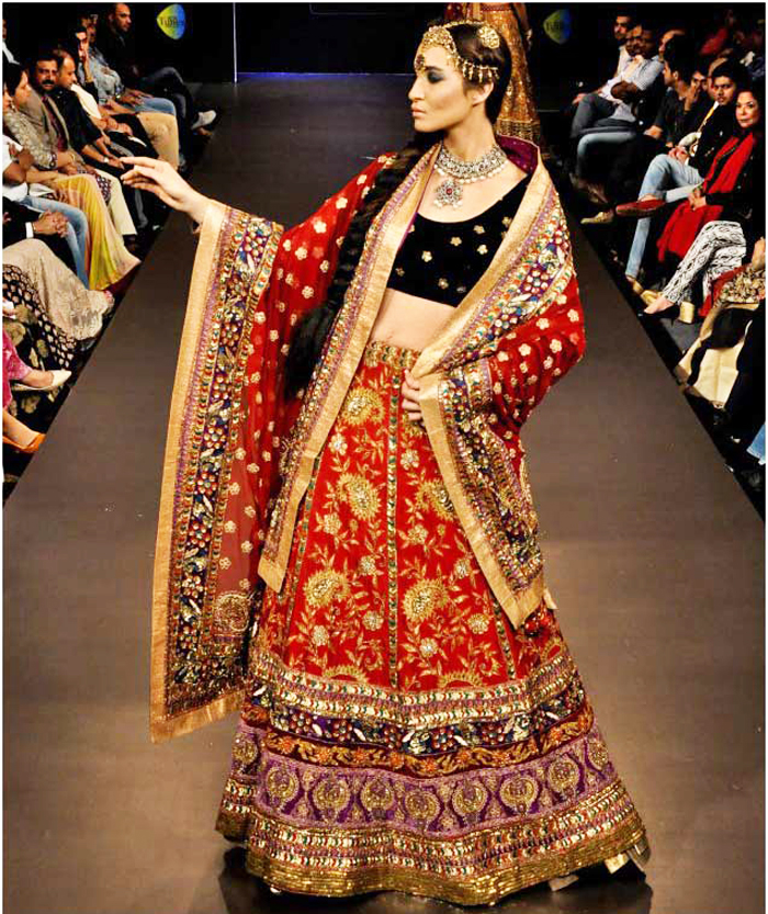 Ritu Kumar Wedding Bridal Dresses 09