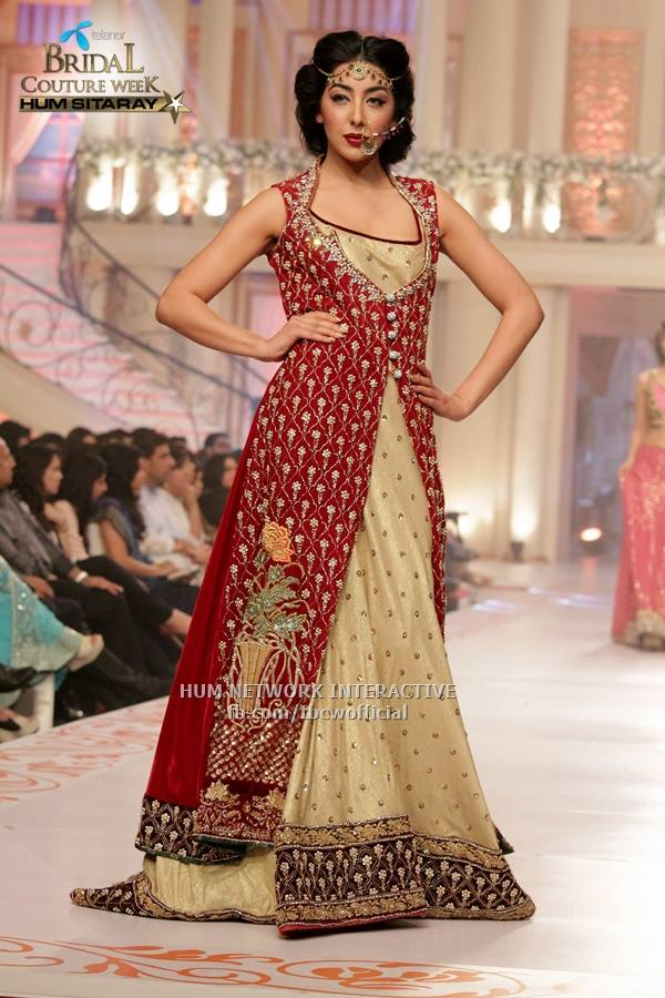 Telenor Bridal Couture Tabassum_mughal_collection 03