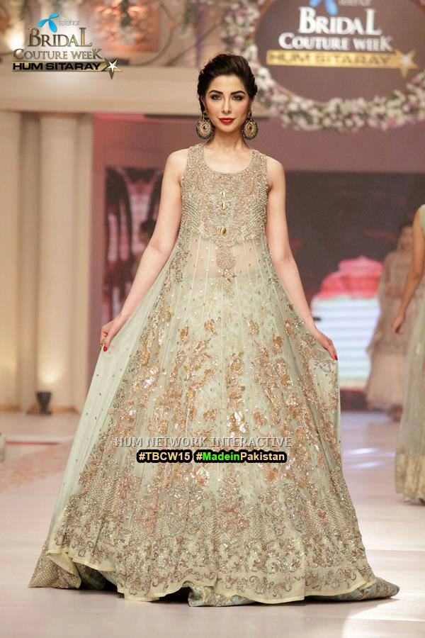 Telenor Bridal Couture erum_khan_collection 12