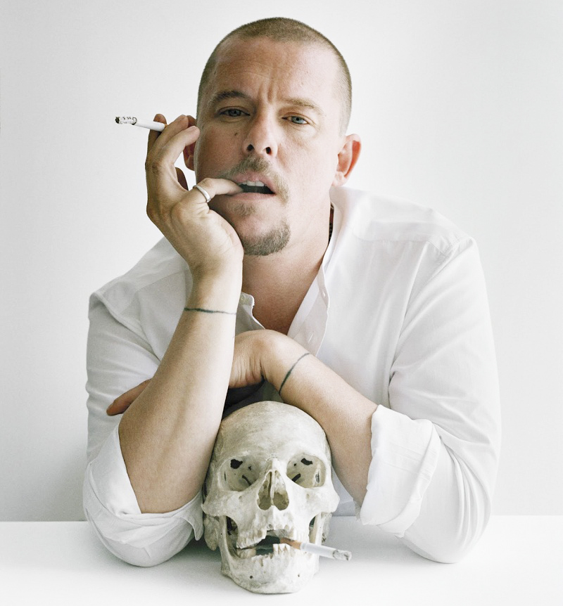 Alexander McQueen British Fashion Designer