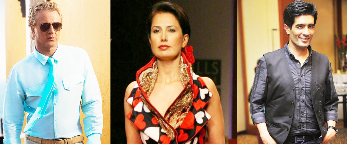 Hit List Of Top 10 Most Famous Indian Fashion Designers Names