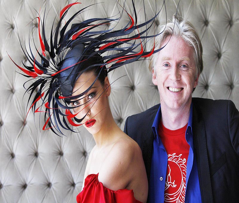 Philip Treacy British Fashion Designer