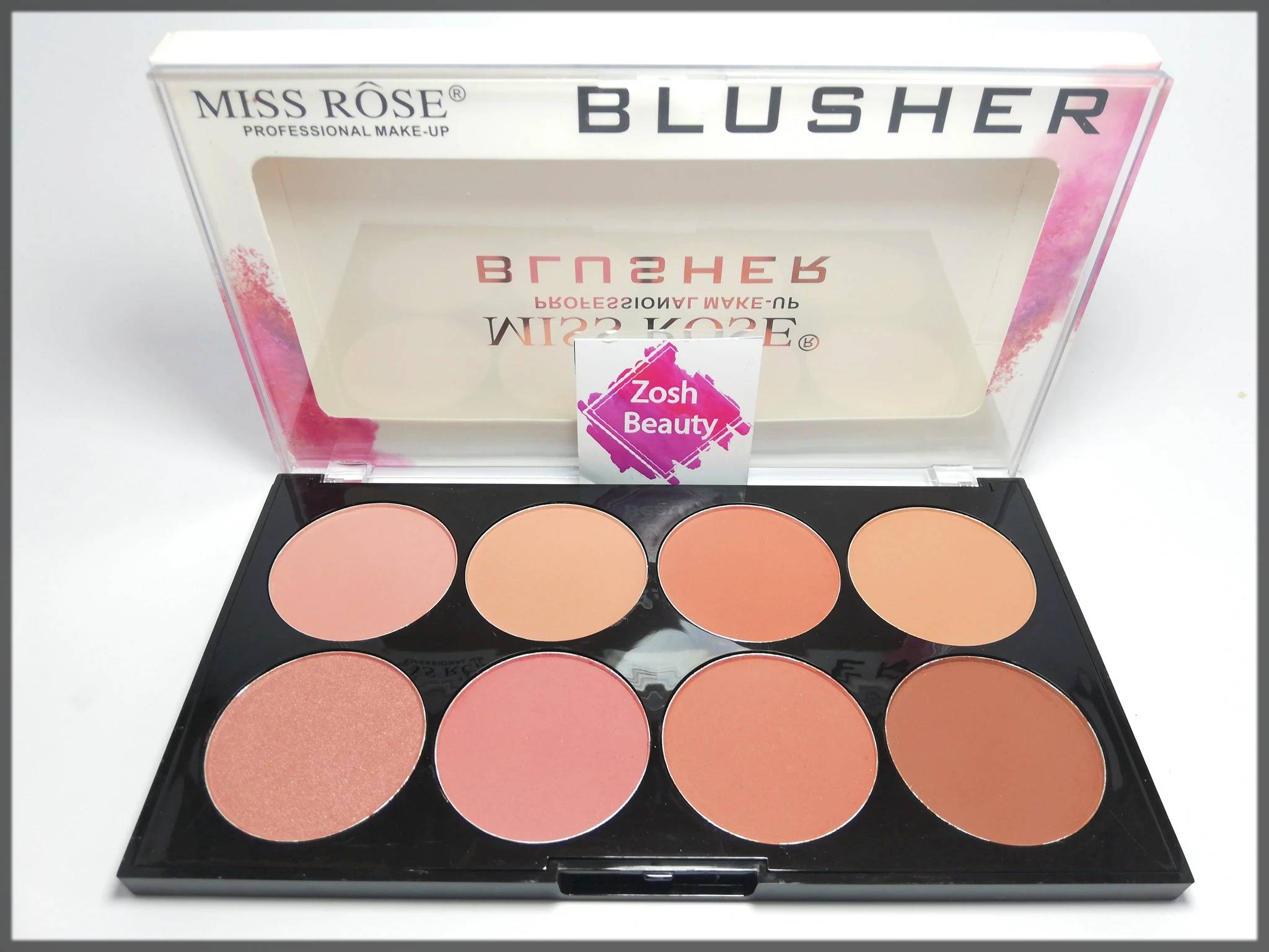 choose the right blush on