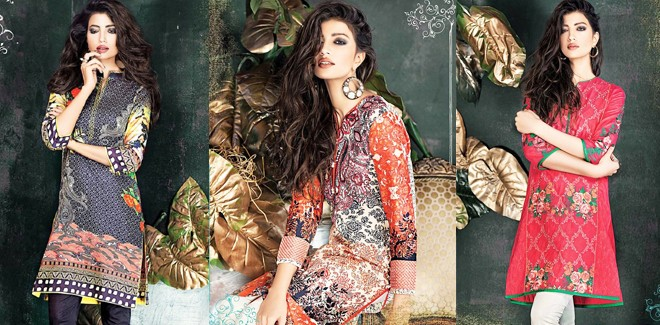Ethnic By Outfitters Pret Wear Fall Winter Collection 2018