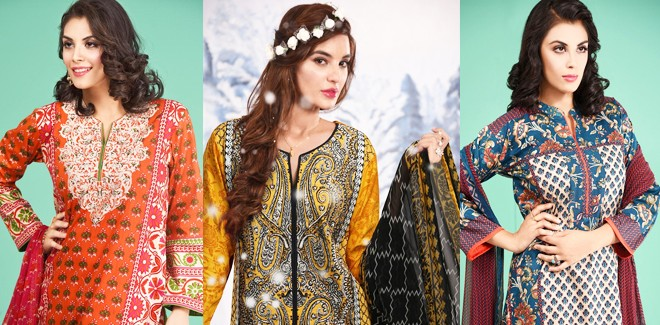Nimsay Regalia and Parsa Cambric Winter Collection 2019