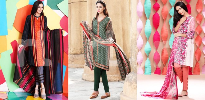 927dfb04ae Nisha By Nishat Linen Colorful Winter Collection 2018 Volume 1