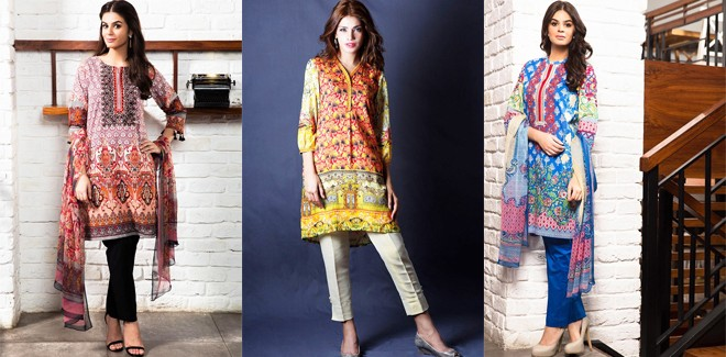 Zeen By Cambridge Stitched and Unstitched Winter Collection 2018