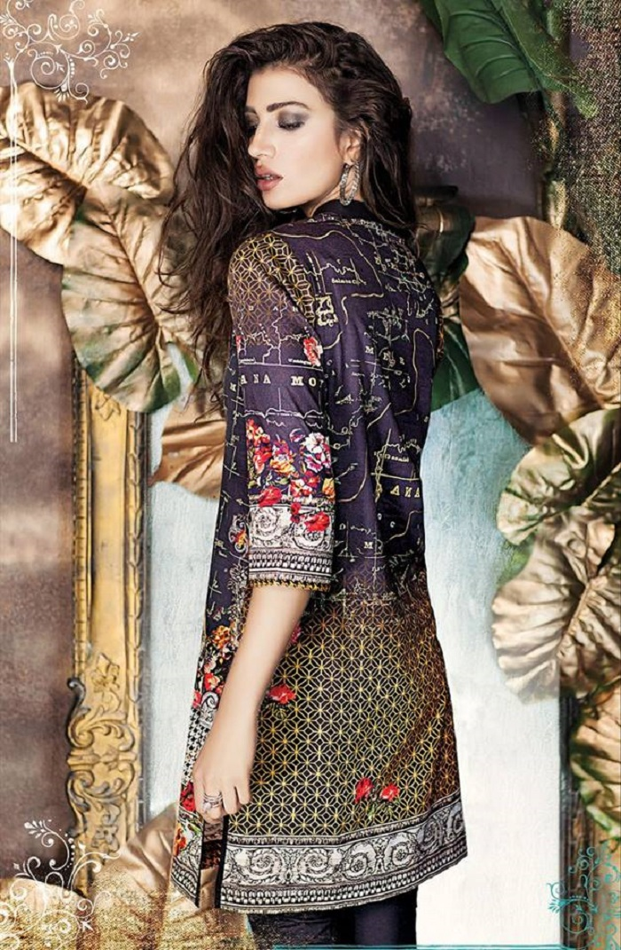 Ethnic By Outfitters Pret Winter Collection 2018 | BestStylo.com