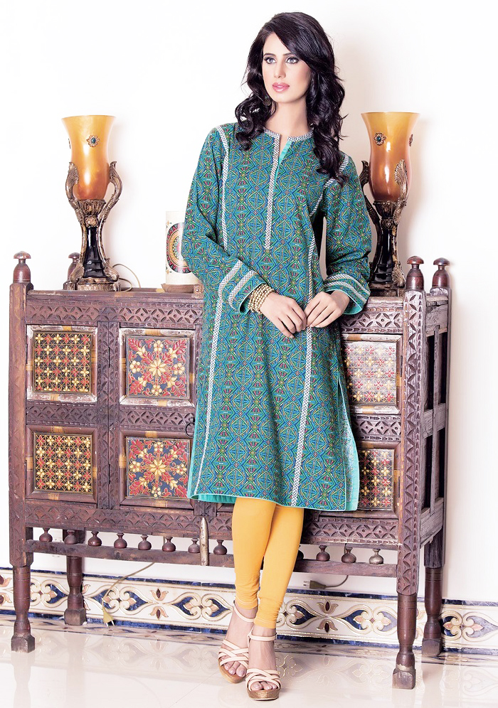 Blue Kayseria Beautiful Winter collection for Pakistani girls