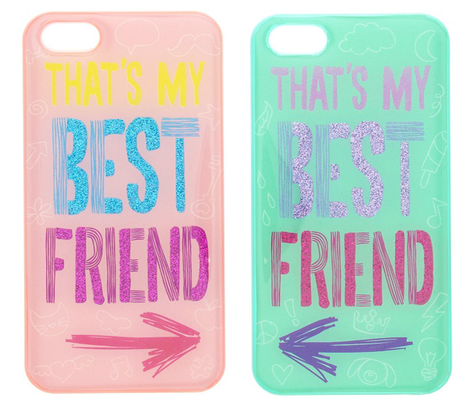best friend mobile cover xmas gift for friends