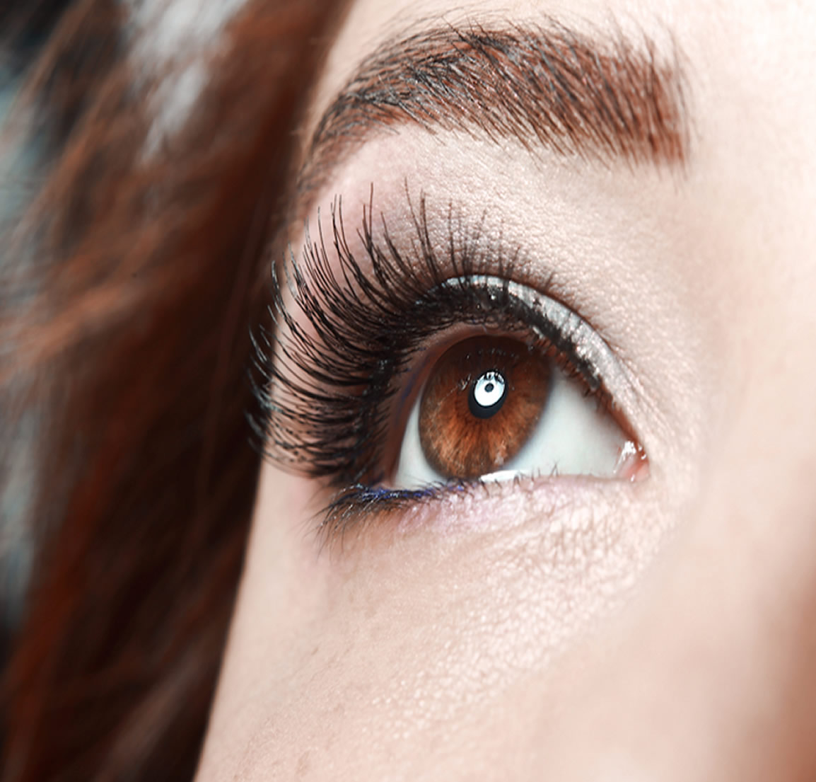 thick lashes for women
