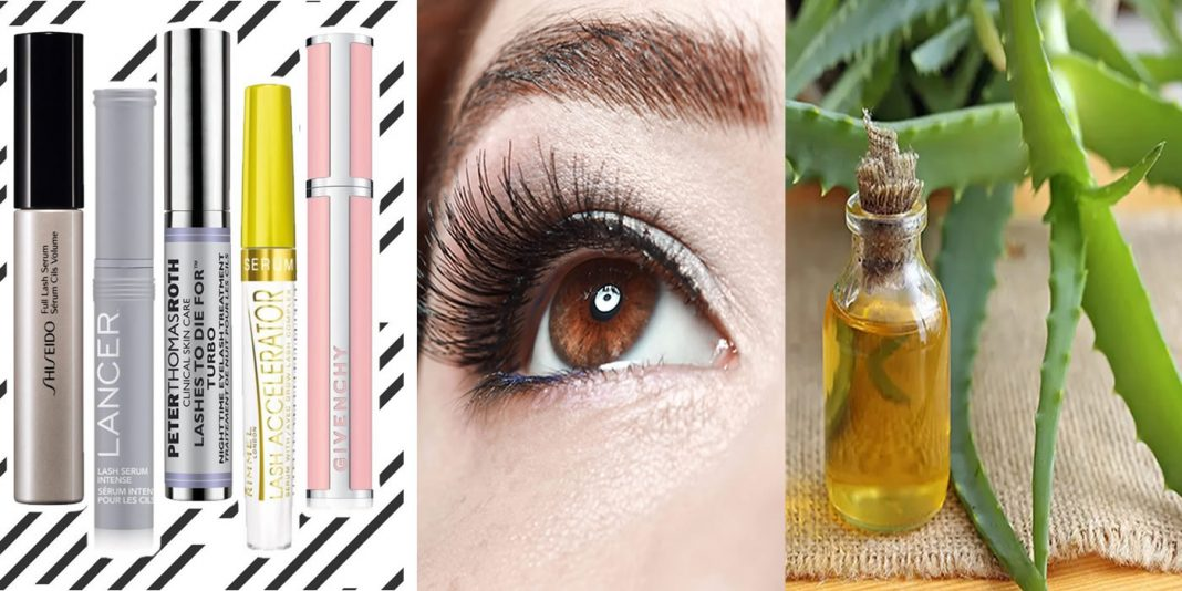 tips to get Long and Thick Eyelashes